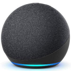 Altavoz Alexa Echo Dot 4 generación, altavoz inteligente compatible con Alexa
