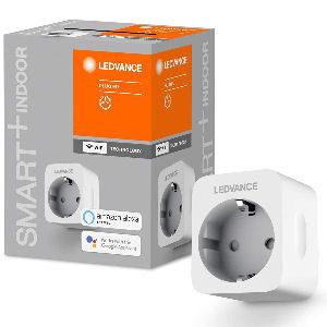 Enchufe wifi Ledance Smart + compatible con Alexa y Google, contrólalo con la voz