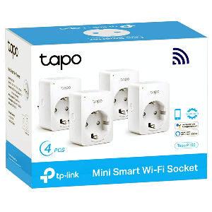 Packs de 4 enchufes inteligentes con wifi
